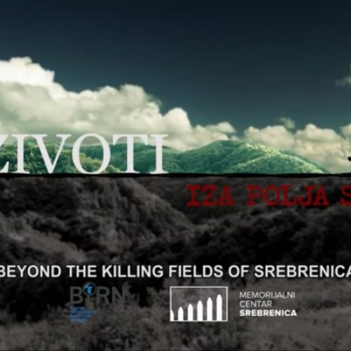Memorijalni centar Srebrenica i BIRN predstavili video 'Životi iza polja smrti