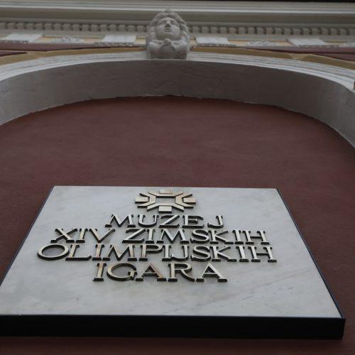 Sjaj i ponos u Olimpijskome muzeju u Sarajevu (Video)