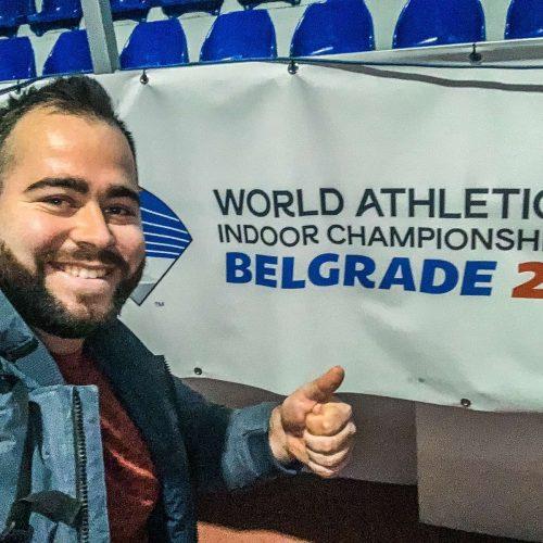 Mesud Pezer prvi u Beogradu