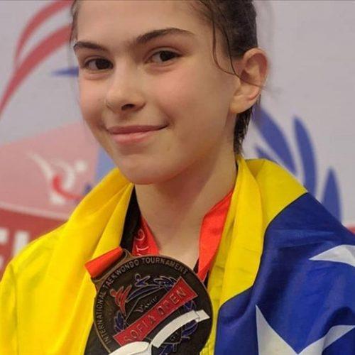 Taekwondo: Ada Avdagić najbolja svjetska juniorka do 42 kilograma