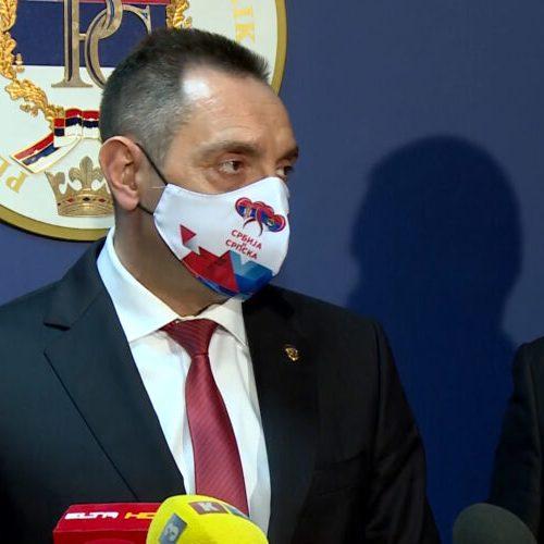 Vulin: Dan osnivanja srpske praznik za sve Srbe