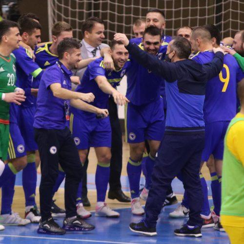 Kvalifikacije za EP u futsalu: Bosna bolja od Srbije u Novom Sadu