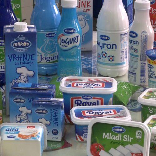 Najstariji bh. prerađivač mlijeka – Milkos godišnje preradi 20 miliona litara mlijeka