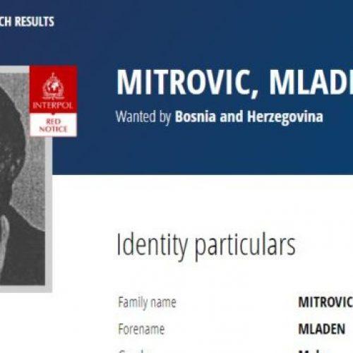 """Interpol raspisao potjernicu za čuvarem u logoru """"Trnopolje"""""""