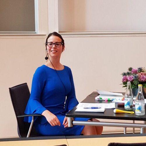 Mirella Muhić, najmlađa doktorica nauka na Lund univerzitetu i najmlađi vanredni profesor na Umeå univerzitetu