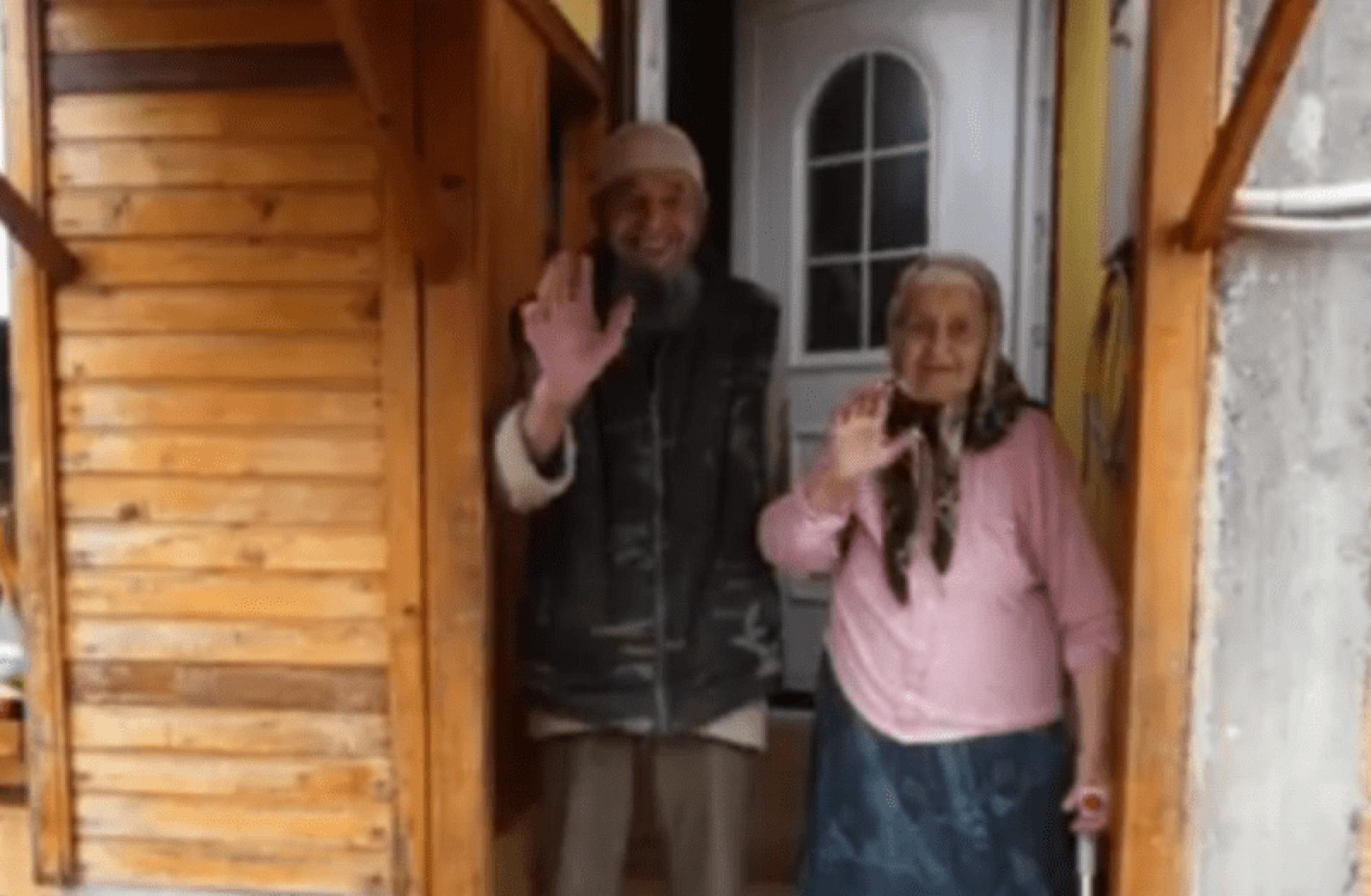 Bračni par Kadrić zakoračio u 70. godišnjicu braka (Video)
