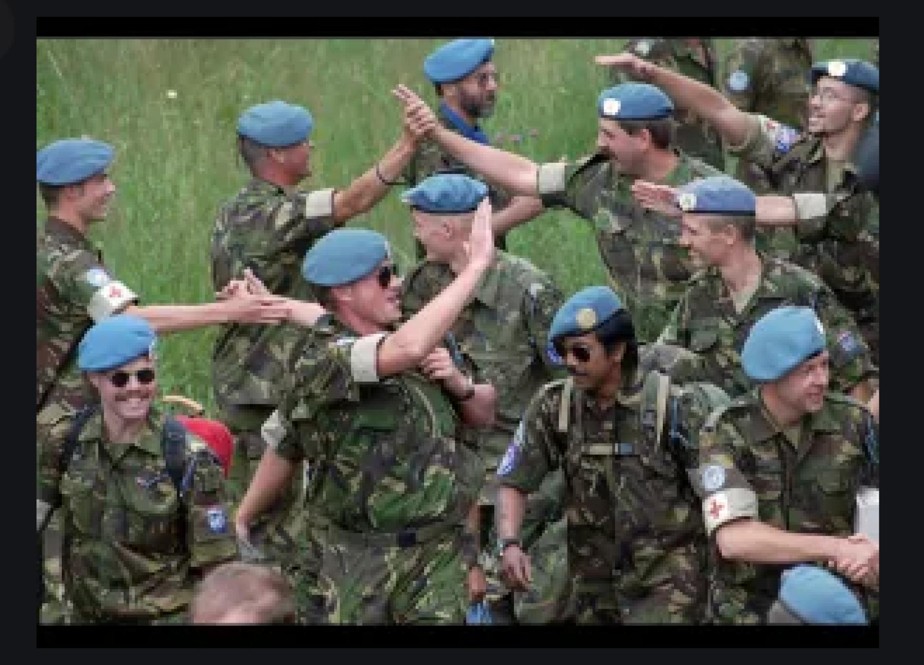 Vojnici Holandskog bataljona dobit će po 5.000 eura i organizovano putovanje u Srebrenicu