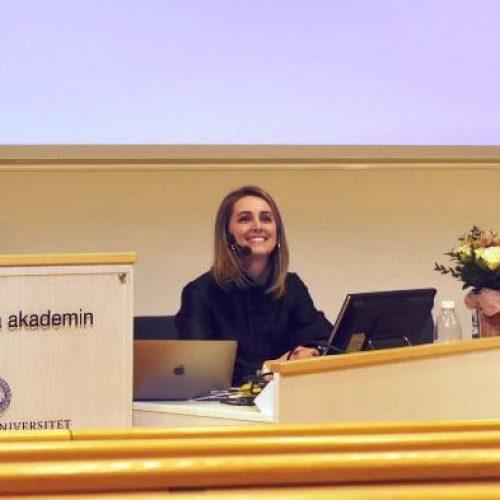 Dr. Majda Mehmedović: Krv me vuče domovini, duša zna odakle je