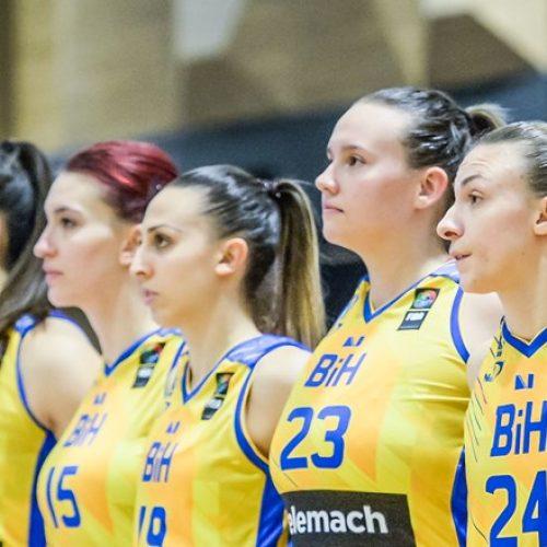 Bosanske košarkašice pobijedile Švicarsku i plasirale se na EP!