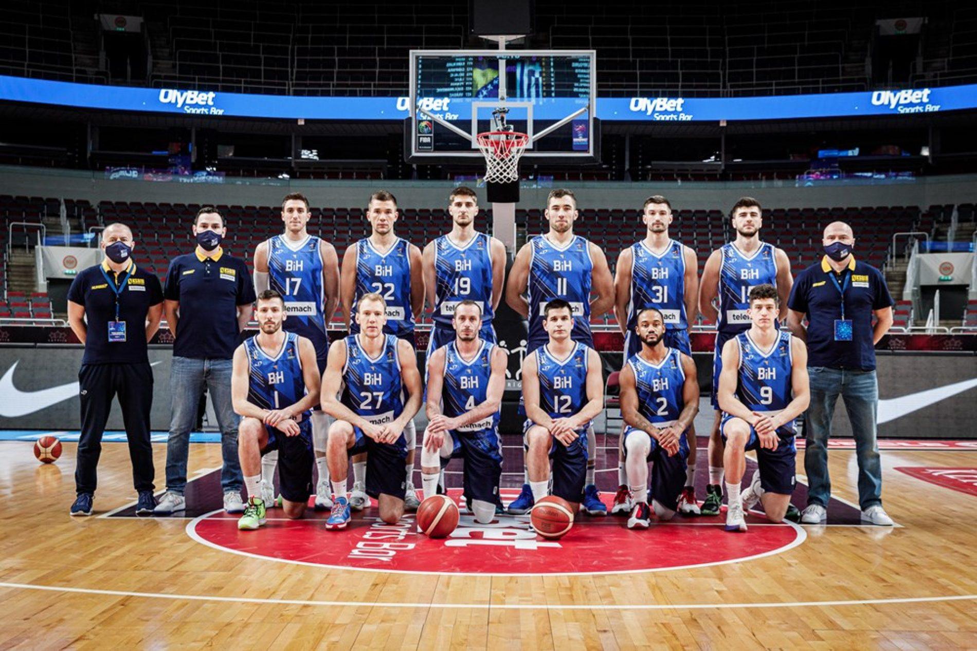 Košarka: Bosna bolja od Grčke