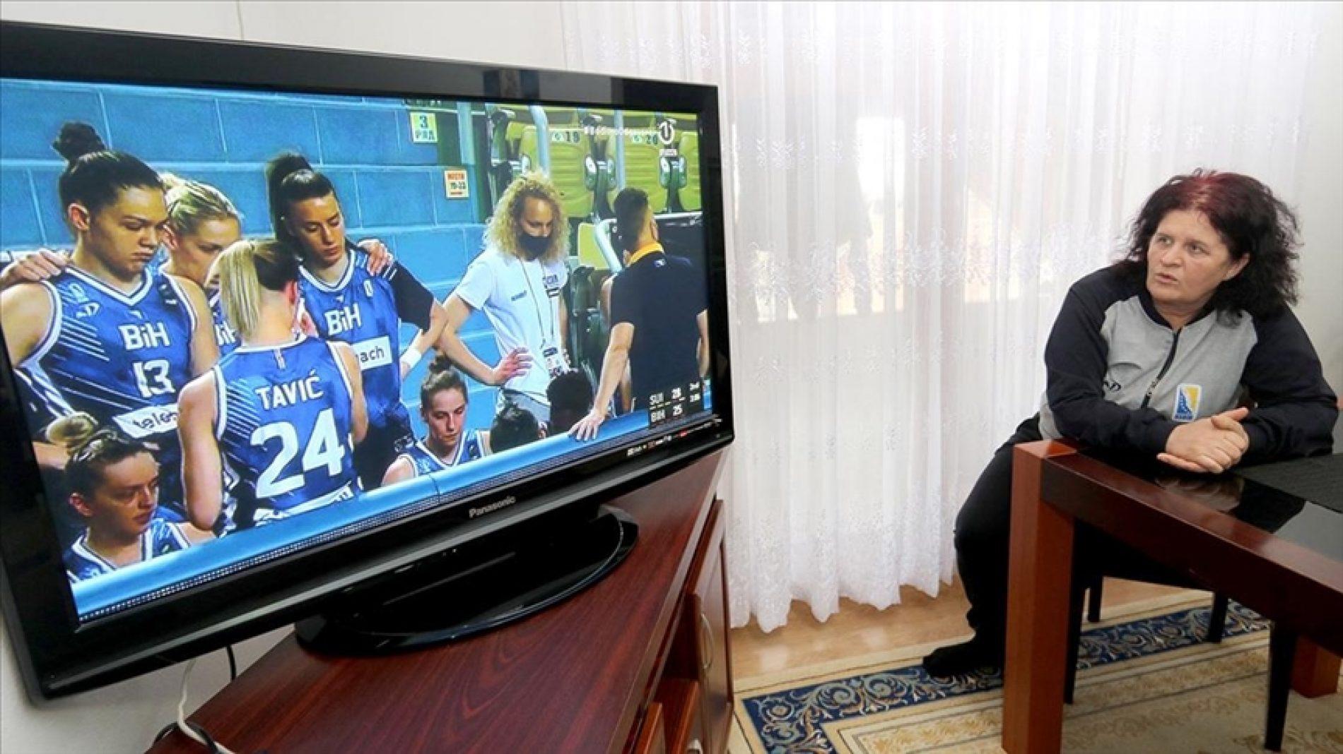 Lakić – Brčaninović ponosna na kćerku i bosanske košarkašice: Zaslužile su plasman na Eurobasket