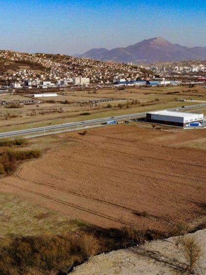 Gradonačelnik Sarajeva posjetio lokaciju predviđenu za izgradnju nacionalnog stadiona