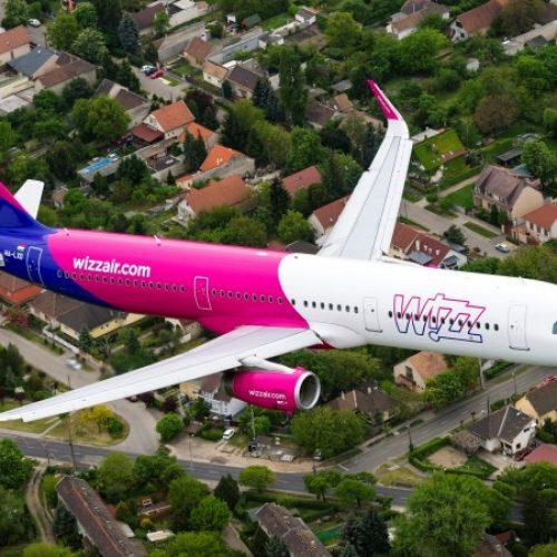 Wizz Air najavio otvaranje nove baze u Sarajevu i devet novih linija