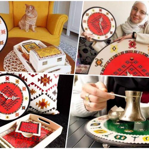 Priča o ljubavi i uspjehu: Zehrine sinije, sehare, satovi, širom svijeta čuvaju 'bosanski ćilim' od zaborava