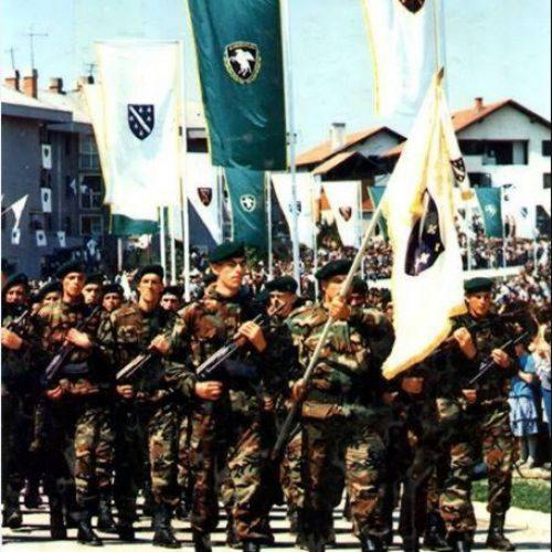 Pripreme za obilježavanje 15. aprila Dana Armije Republike Bosne i Hercegovine