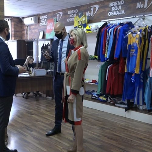 Absolute group iz Travnika pravi sportsku opremu za 700 klubova