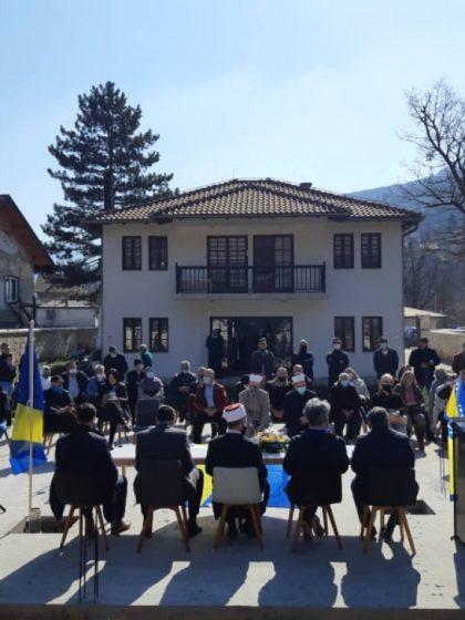 Foča: Obilježen Dan nezavisnosti Bosne i Hercegovine