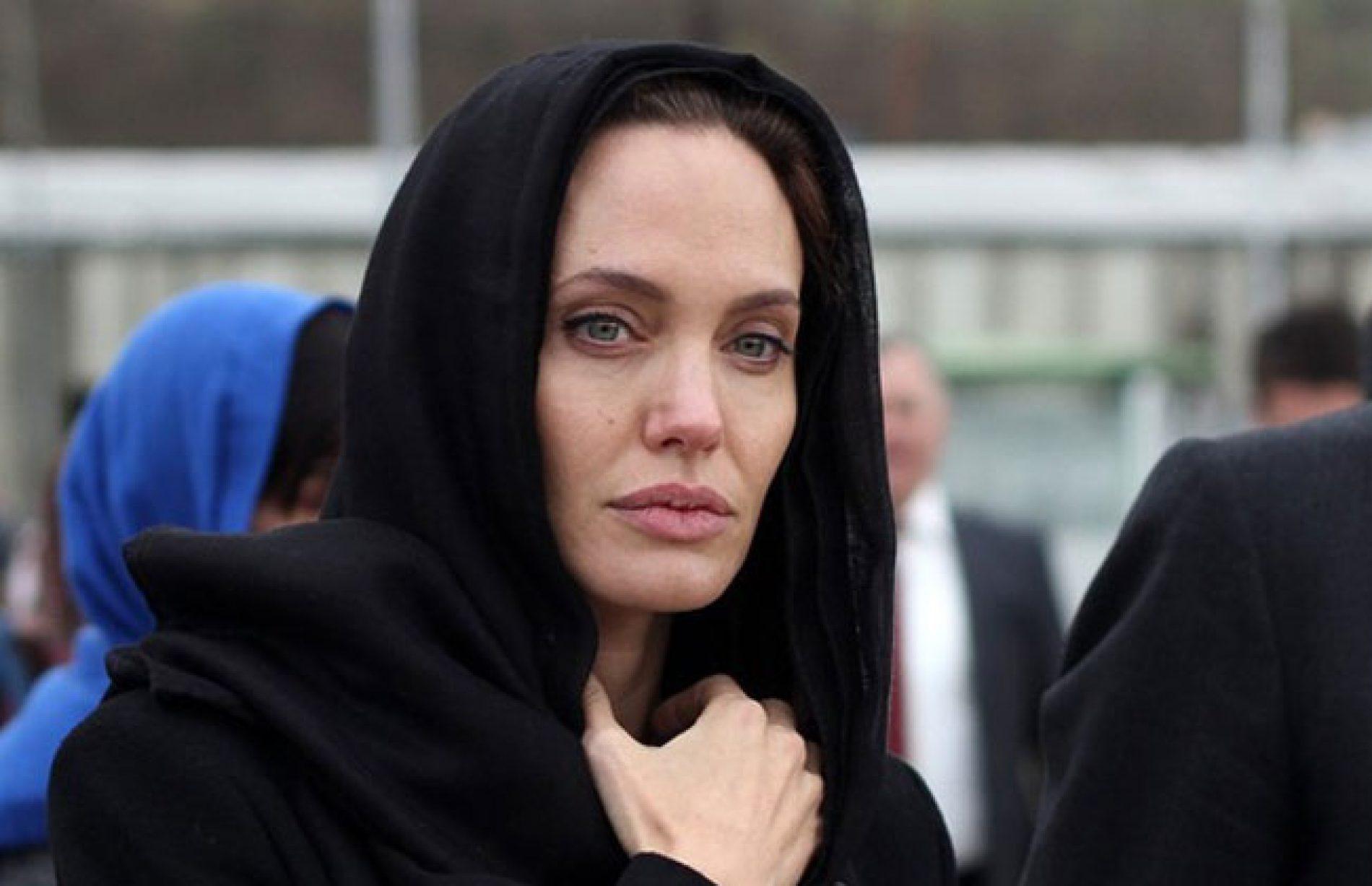 Angelina Jolie razgovarala  Jasmilom o njenom filmu i ulozi umjetnosti u iscjeljivanju traume