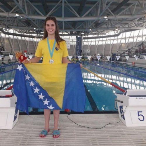 Naša mlada plivačica Lana Pudar ispunila A-olimpijsku normu