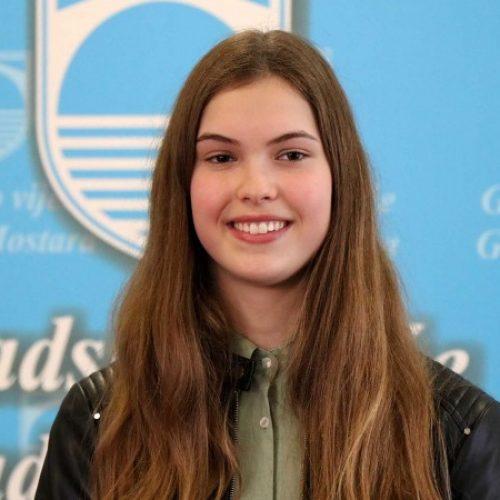 Lana Pudar: Na Olimpijskim igrama predstavit ću Bosnu i Hercegovinu u najboljem svjetlu