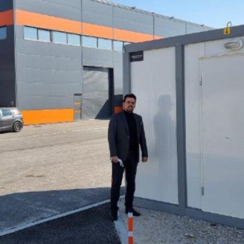 Biznismen iz Turske u Bosni pokrenuo posao tokom pandemije: Nije bio lockdown tako smo došli na ideju da tu otvorimo kompaniju