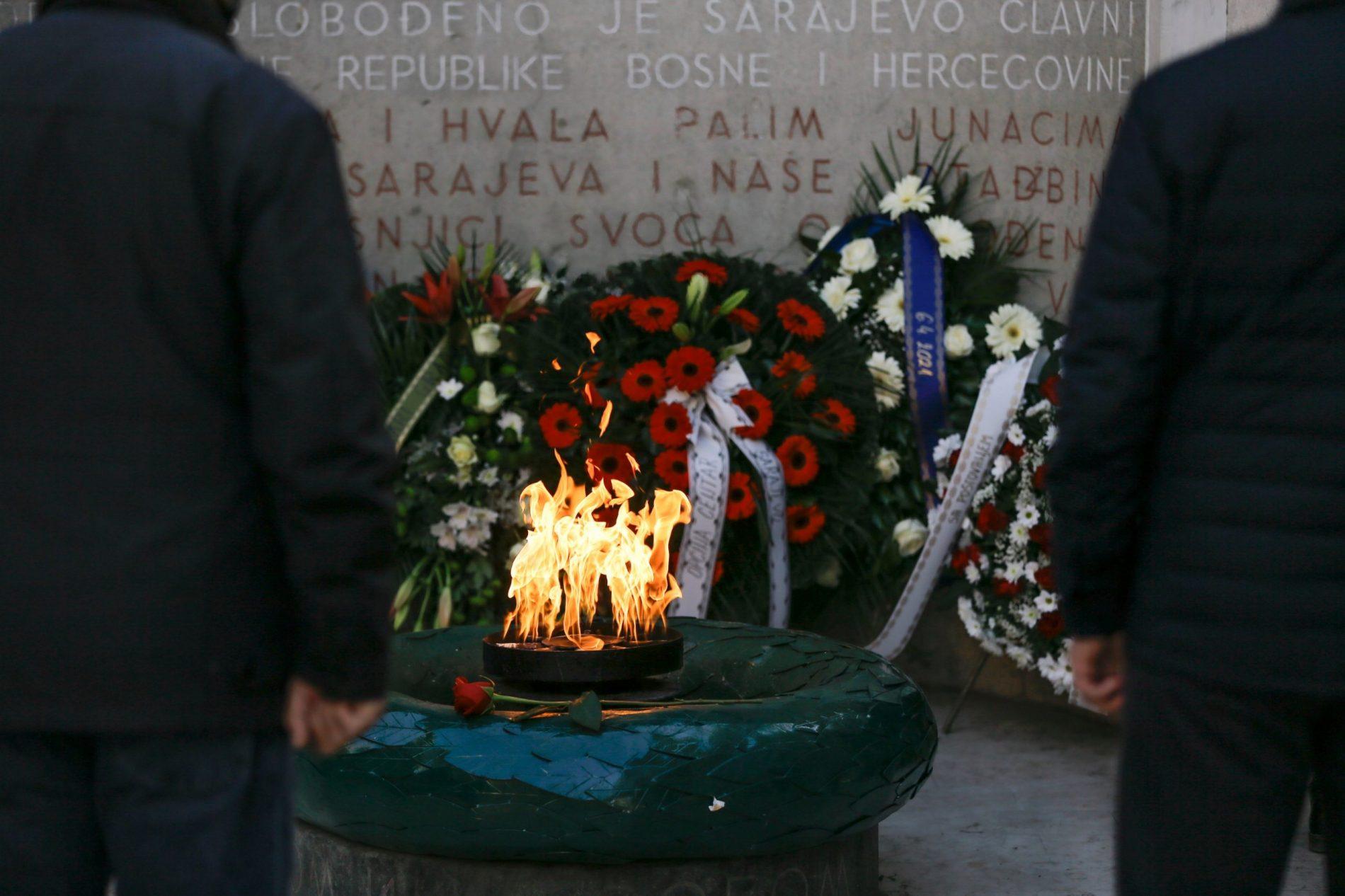 Obilježavanje Dana grada Sarajeva