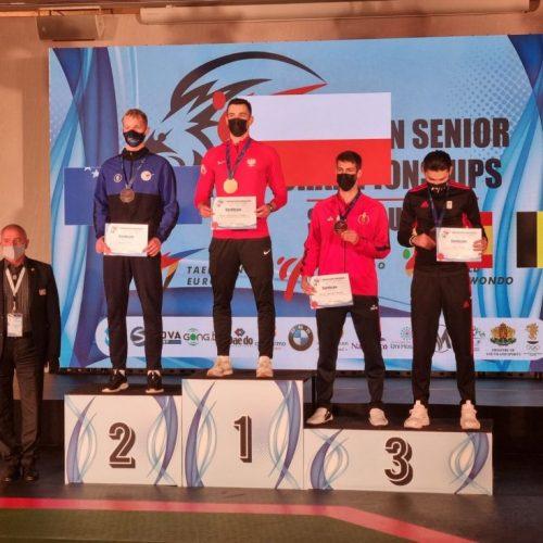 Historijski rezultat za bosanski olimpijski taekwondo na EP za seniore