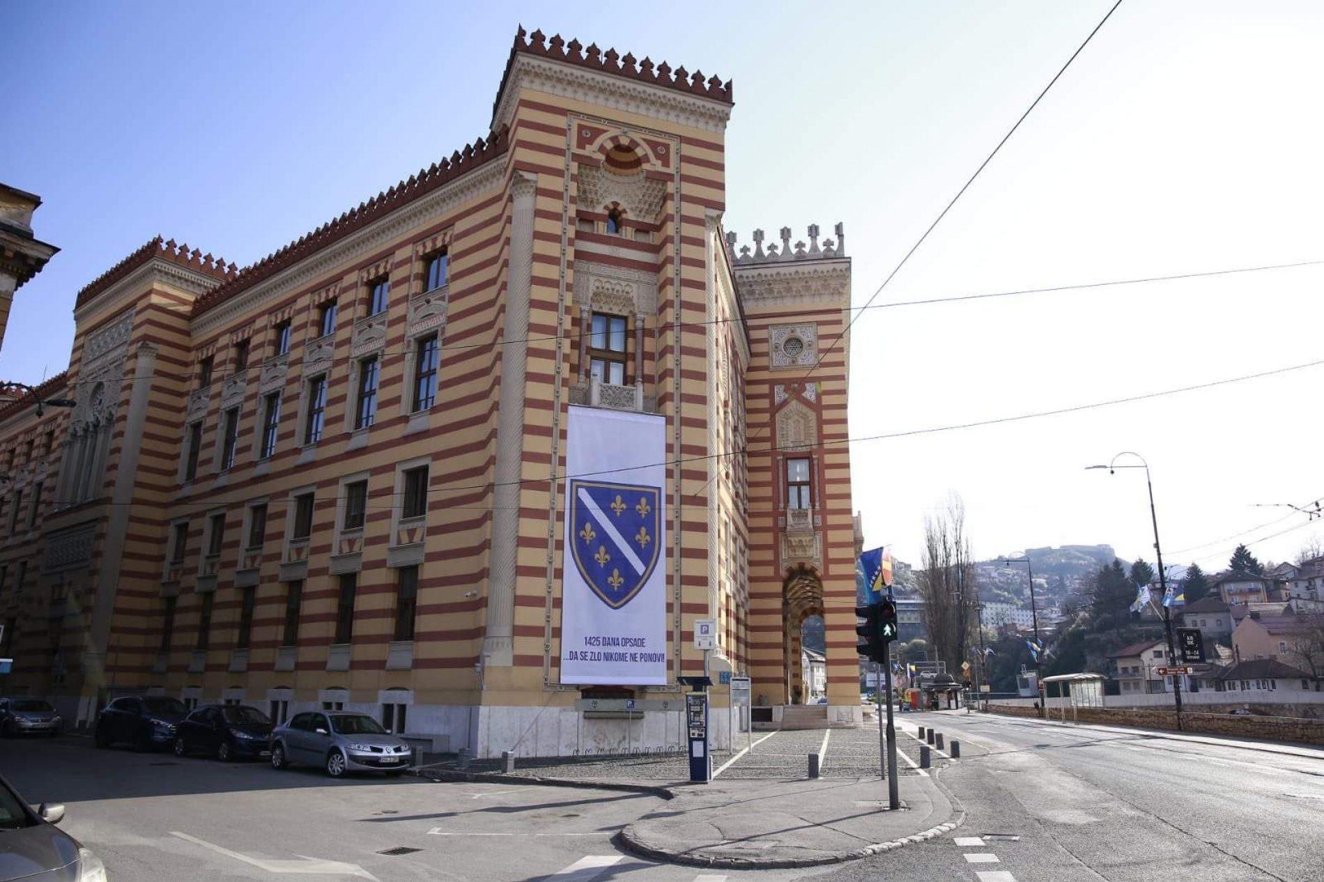 Bitka za Sarajevo, bitka za Bosnu