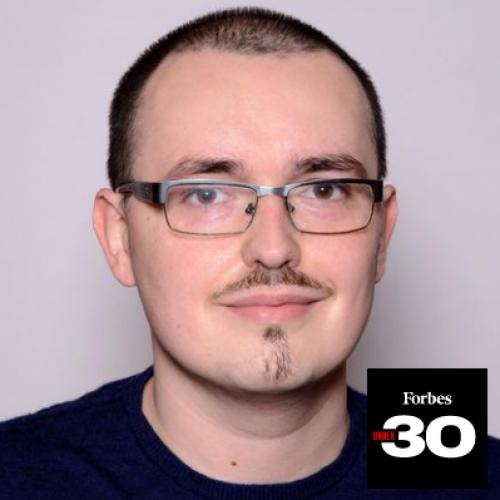 Vedad Mešanović na Forbesovoj listi '30 ispod 30'