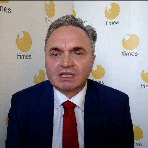 Bećirović: Jako je opasna igra Janeza Janše