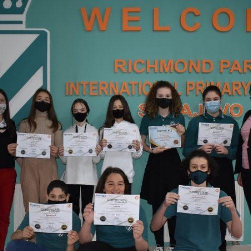 Učenici iz naše države osvojili 18 medalja na 'Owlypia' Međunarodnom takmičenju