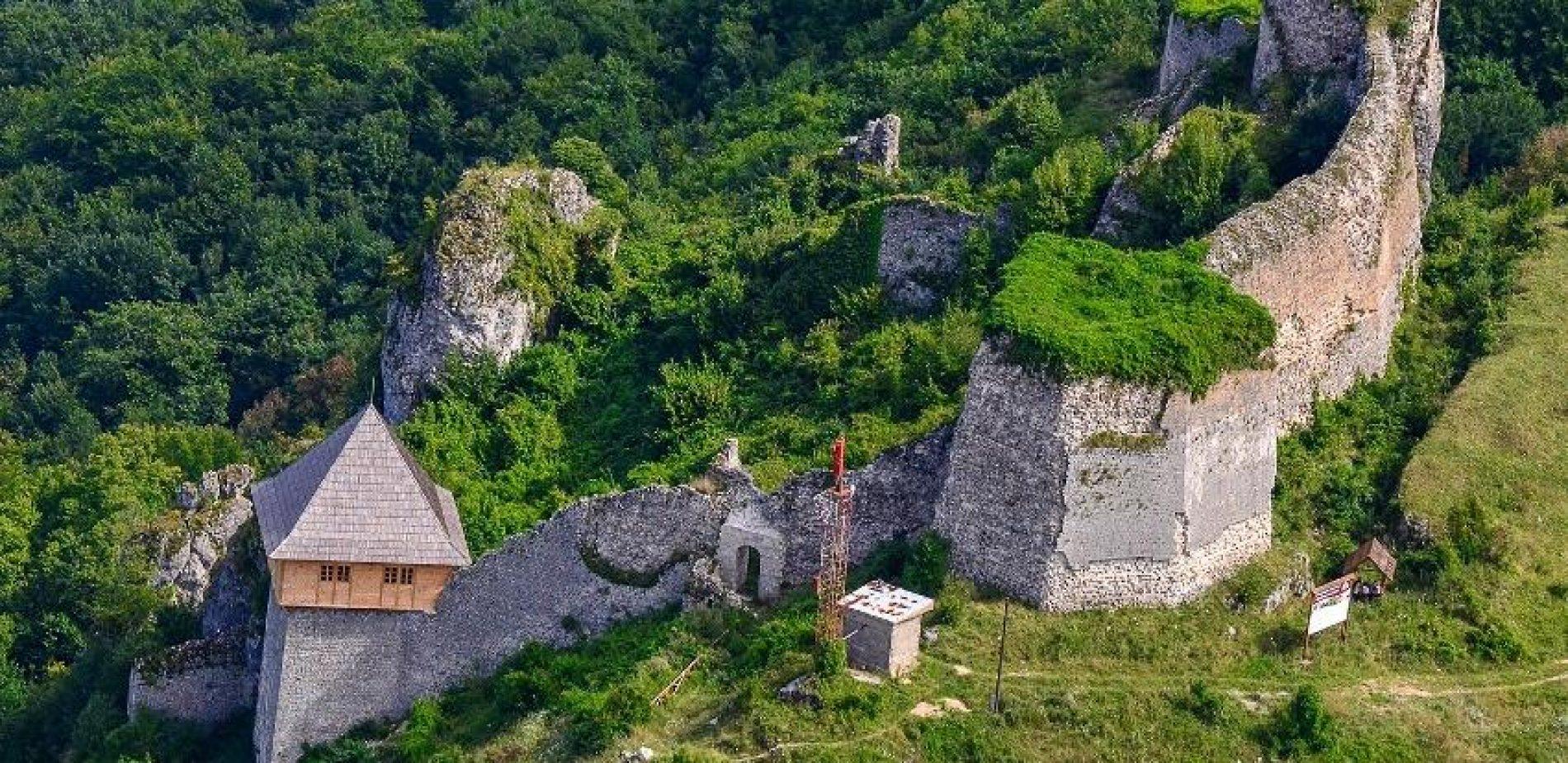 U planu povezivanje žičarom Kulen Vakufa sa srednjovjekovnim gradom Ostrovica
