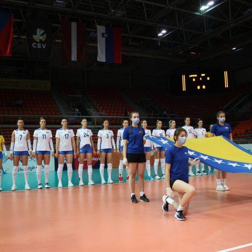 Bosanske odbojkašice izborile historijski nastup na Evropsko prvenstvo