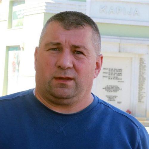 Asim Hadžiselimović je teško ranjen na tuzlanskoj Kapiji: Monstrum je slobodan, a moje raje više nema
