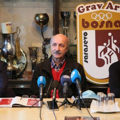 Predstavljena monografija '70 godina Univerzitetskog sportskog društva Bosna' (VIDEO)