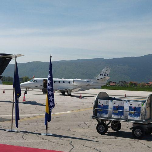 U Bosnu i Hercegovinu stigle nove doze 'Pfizer' vakcine