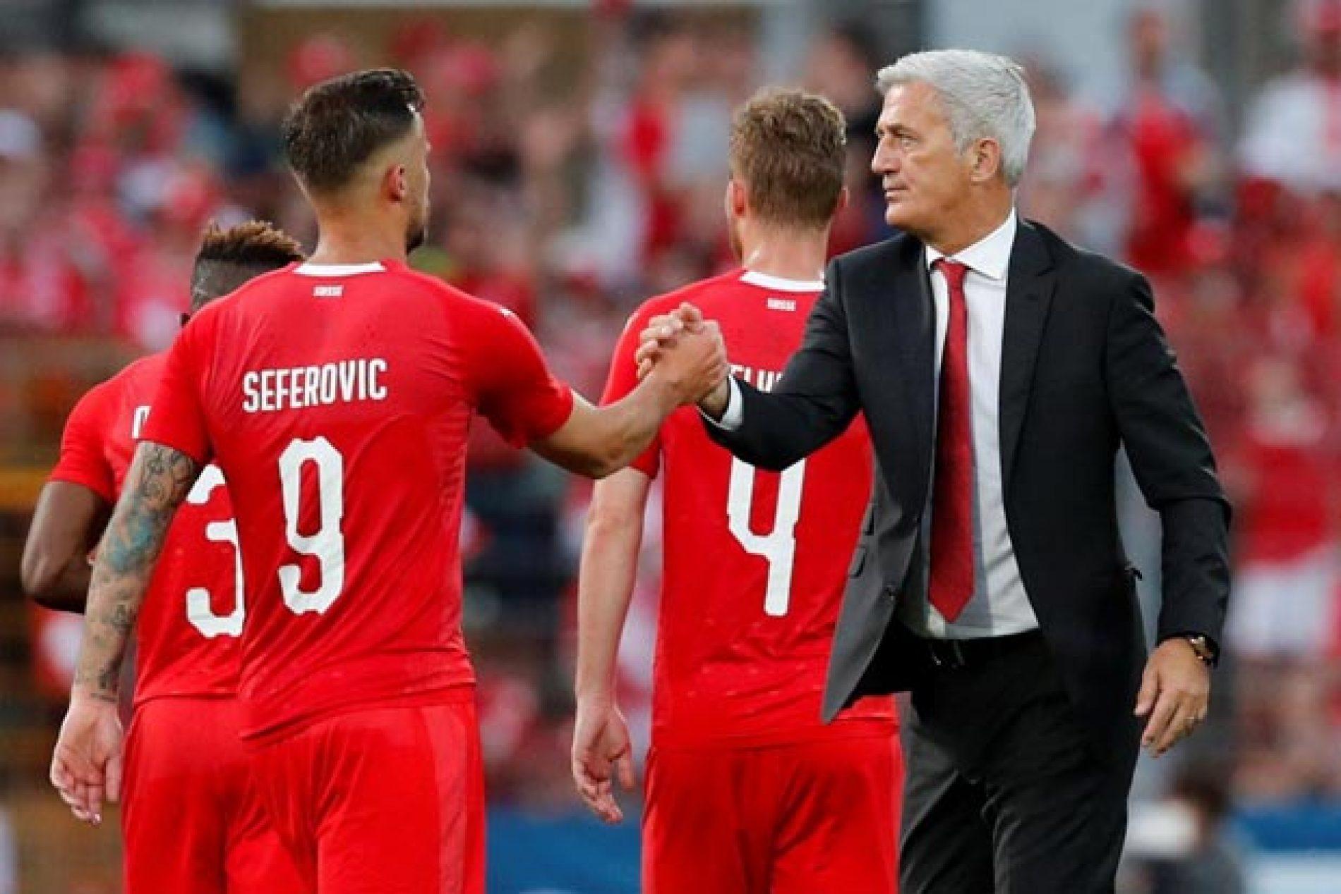 Švicarski Bosanci preskočili svjetske prvake: Petković i Seferović u 1/4 finalu Eura