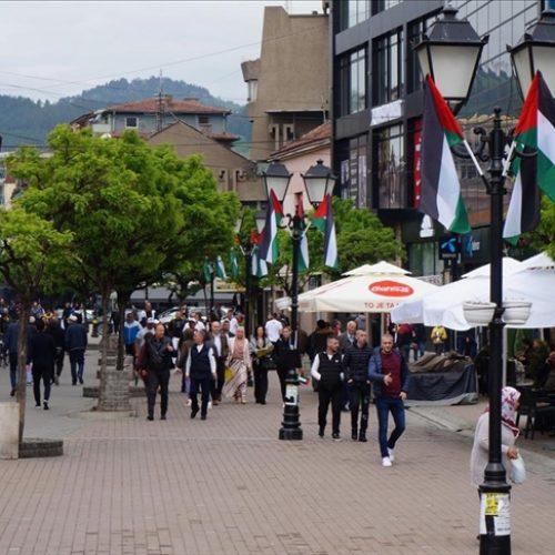 """Novi Pazar: Pokrenuta humanitarna akcija """"Sandžak za Palestinu"""""""