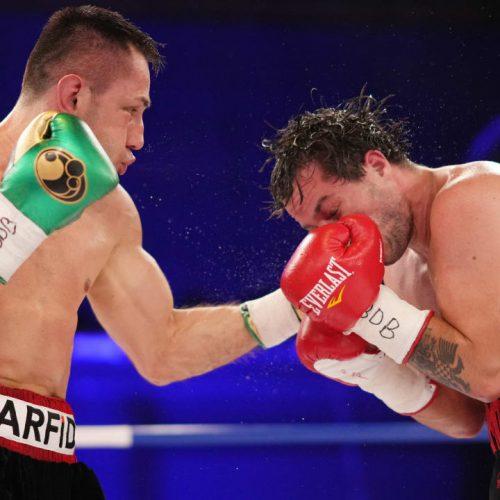 Ćatićev povratak u vrh svjetskog boksa