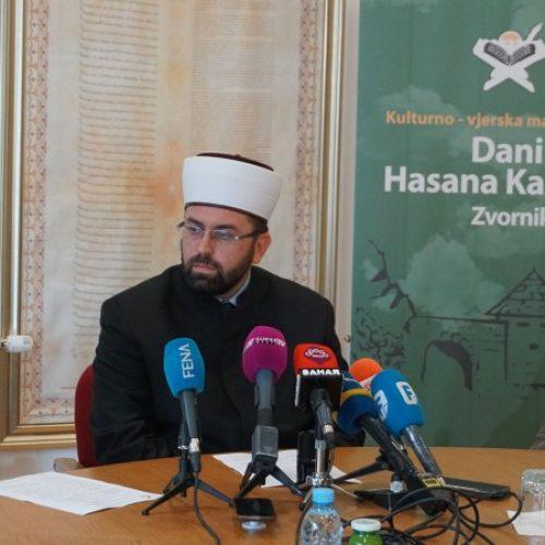Salih ef. Smajlović dobitnik Povelje Hasana Kaimije za životno djelo