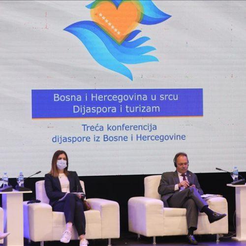 Konferencija bosanske dijaspore: Prepoznati dijasporu kao jednu od ključnih grupa za razvoj turizma