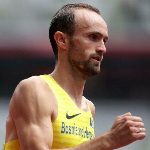 Amel Tuka, jedan od najboljih evropskih trkača, traži prvu olimpijsku medalju za Bosnu