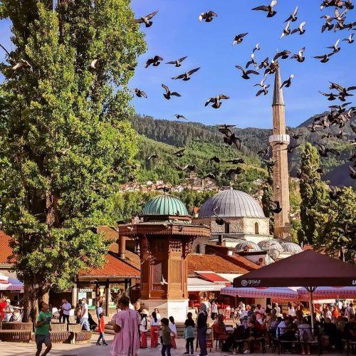 Turisti iz cijelog svijeta ponovo u Sarajevu
