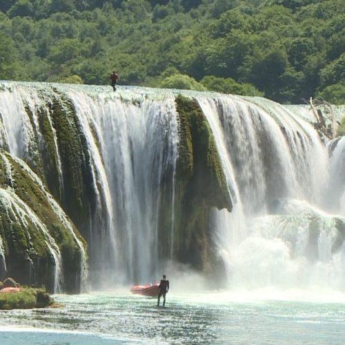 Ljetna turistička sezona u NP Una u punom jeku