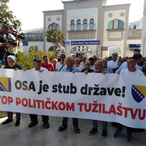 Mostar: Skup podrške direktoru  Obavještajno-sigurnosne agencije Bosne i Hercegovine