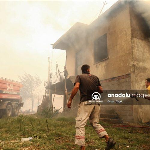 Iz Bosne i Hercegovine ide pomoć Turskoj u gašenju požara