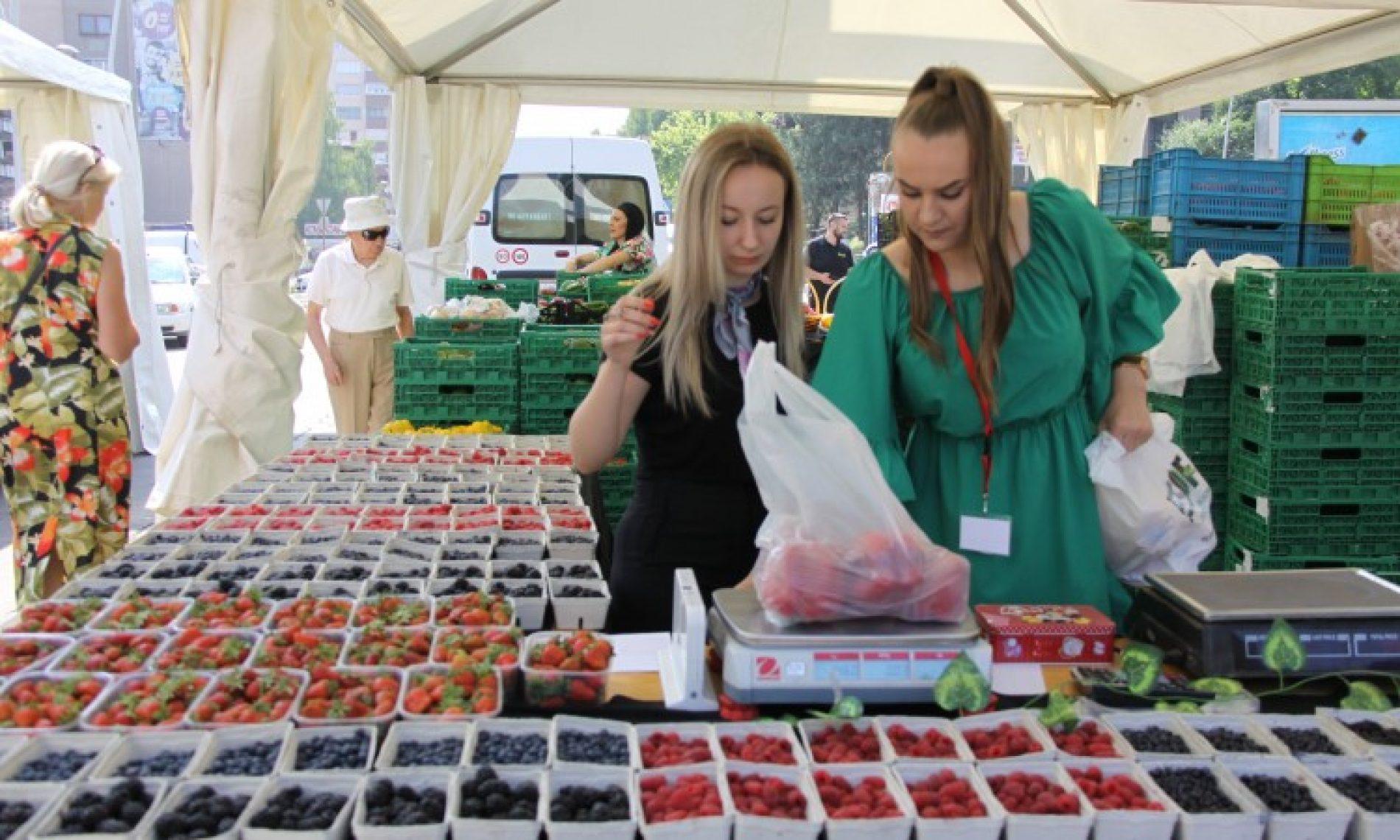 """ZENICA – Počeo Prvi sajam domaćih poljoprivrednih proizvoda – """"ESOF FAIR TRADE"""""""