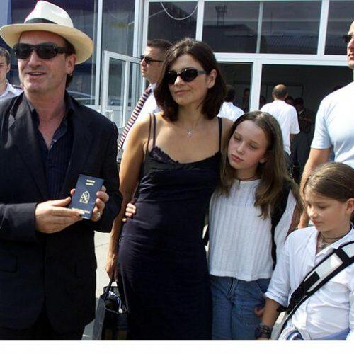 Bono Vox danas u 14.30 sati na Crvenom tepihu 27. Sarajevo Film Festivala