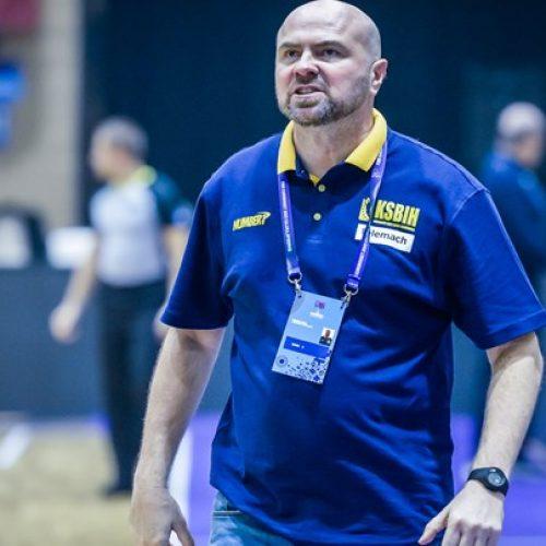 Bosnić: Dat ćemo sve od sebe da se plasiramo u drugi krug kvalifikacija za SP