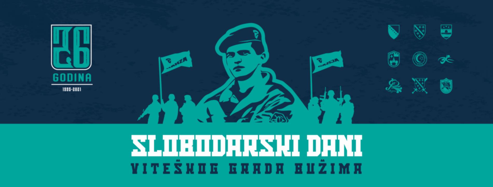 """""""Slobodarski dani viteškog grada Bužima 2021."""""""